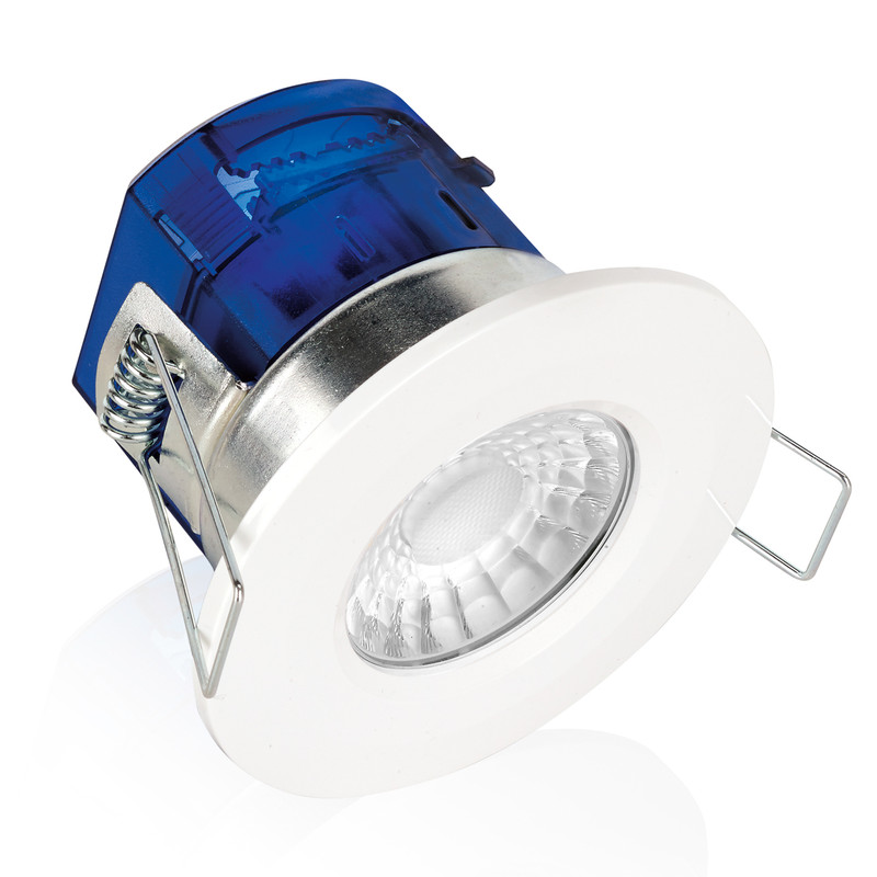 Aurora X7 Fixed 7W Dimmable Fire Rated IP65 LED Downlight