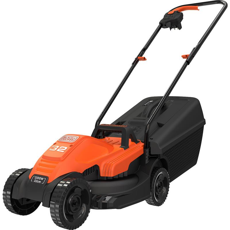 Black & Decker BEMW451 1200W 32cm Electric Lawnmower