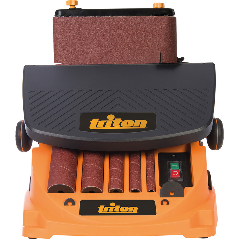 Triton TSPST450 450W Oscillating Spindle & Belt Sander