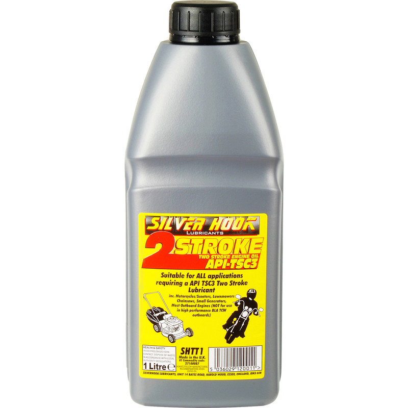 2 Stroke Engine Oil 1L