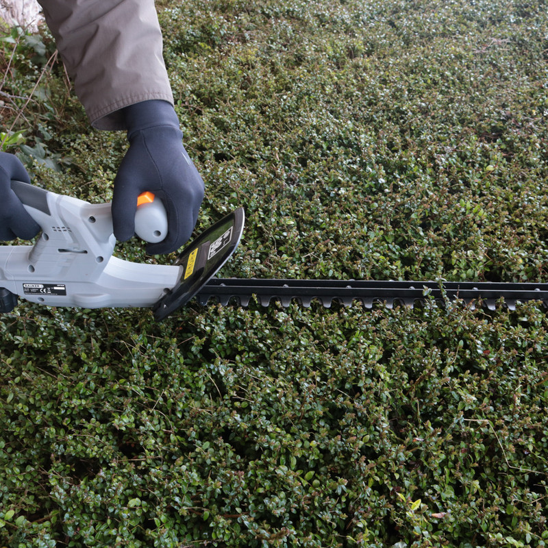 Bauker 18V 51cm Cordless Hedge Trimmer