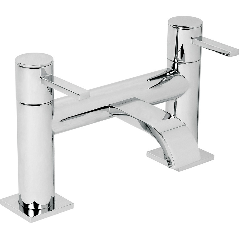 Wave Bath Filler Tap