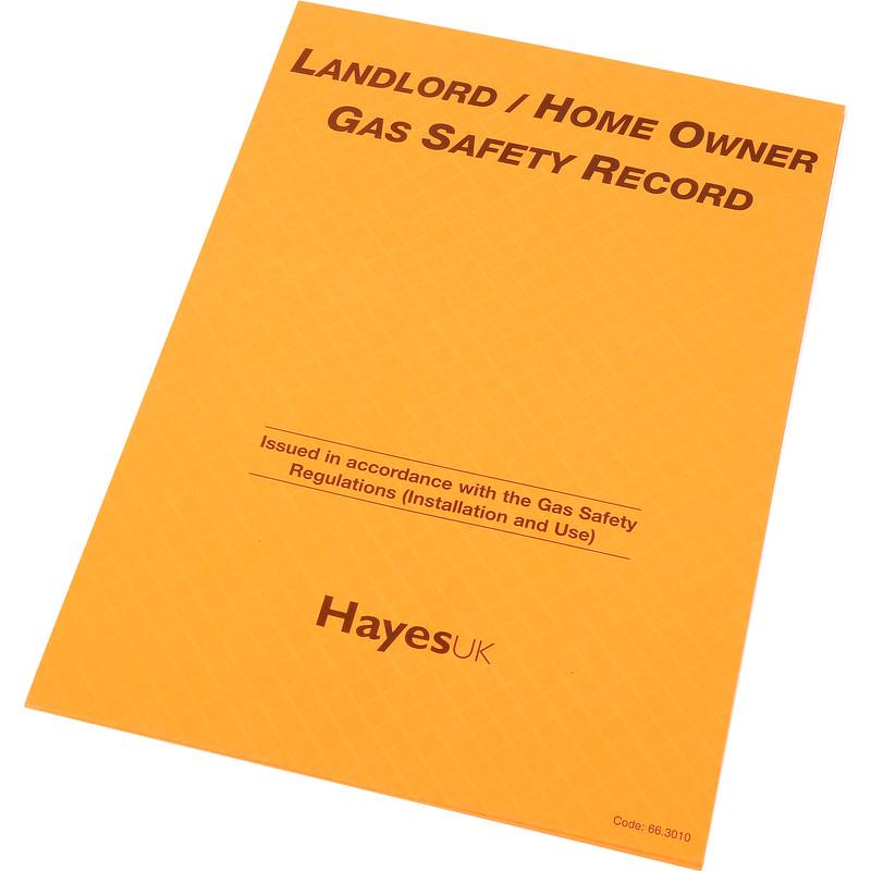 Report Pads Landlord