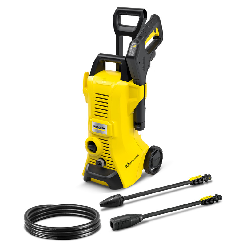 Karcher K3 Power Control Car & Home Pressure Washer