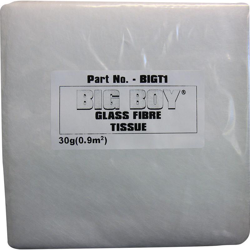 Big Boy Glass Fibre Tissue