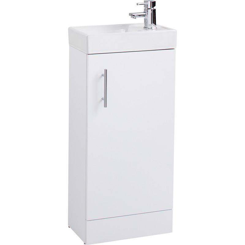 Single Door Cube Basin Unit