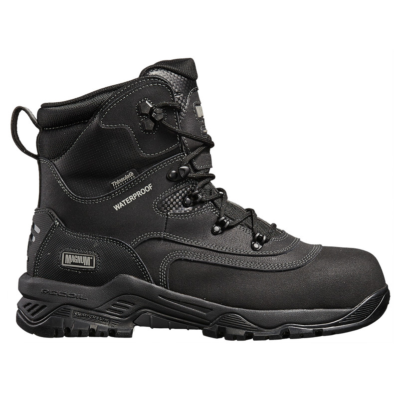 Magnum Broadside Waterproof Safety Boots