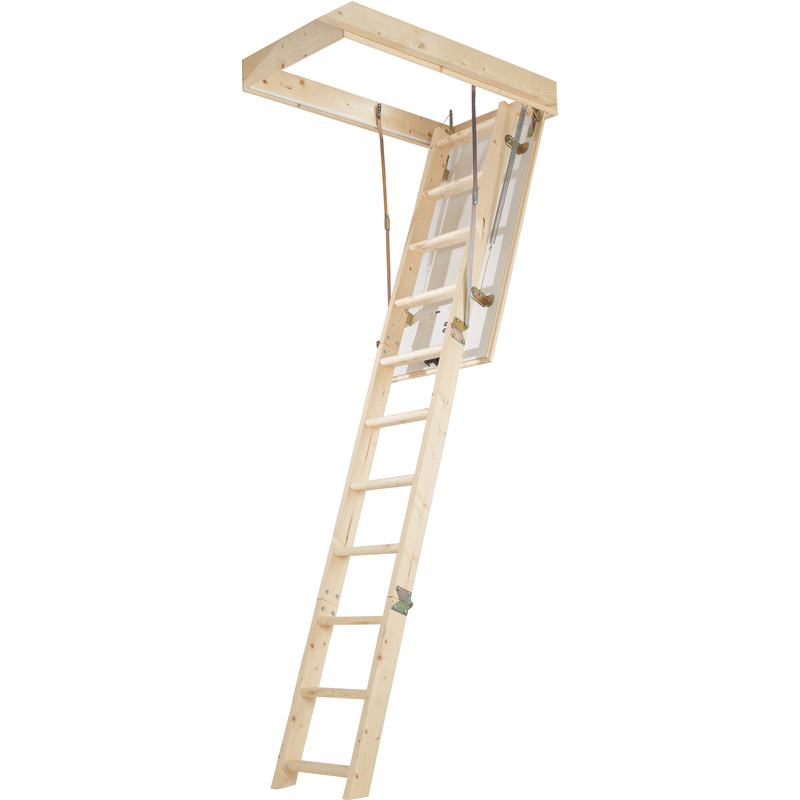 Timber Complete Loft Ladder