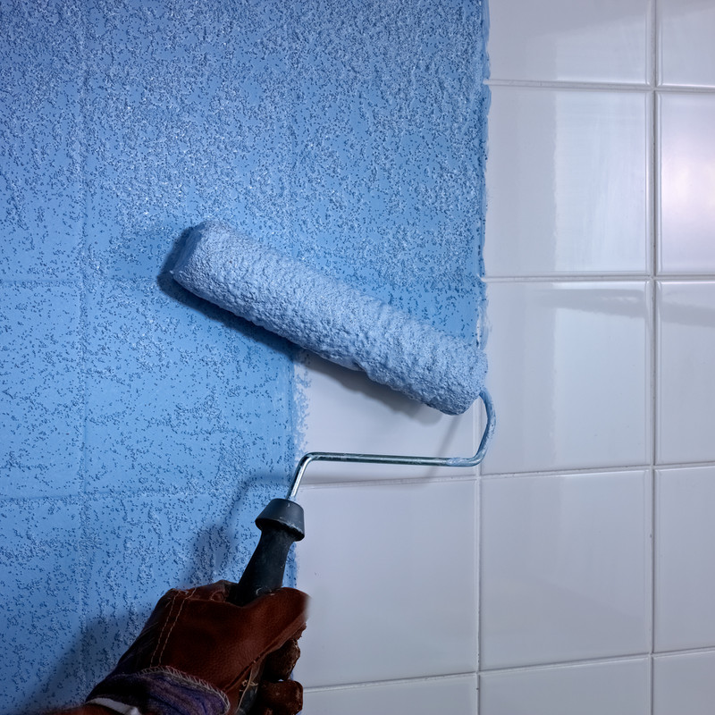 Febond Blue Grit Plaster Bonding Agent