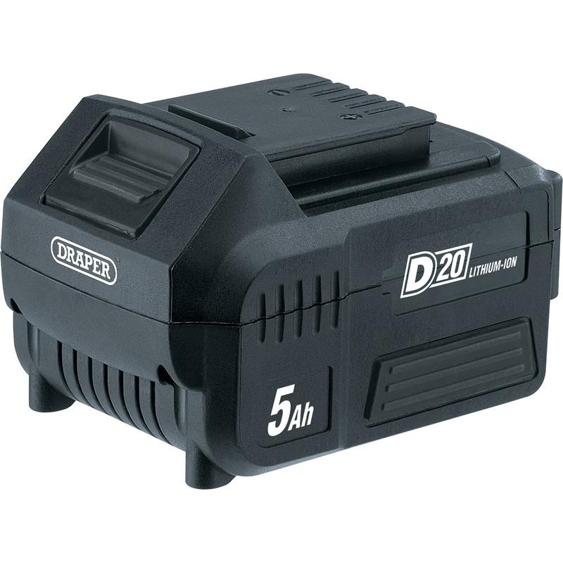 Draper D20 20V Battery