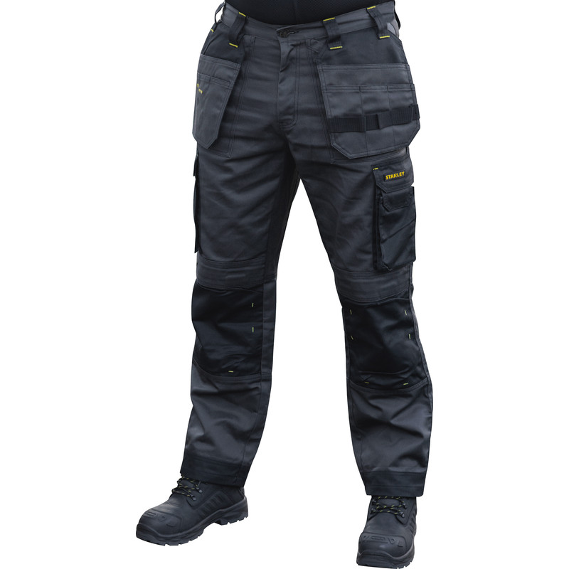 Stanley Austin Stretch Holster Pocket Trousers