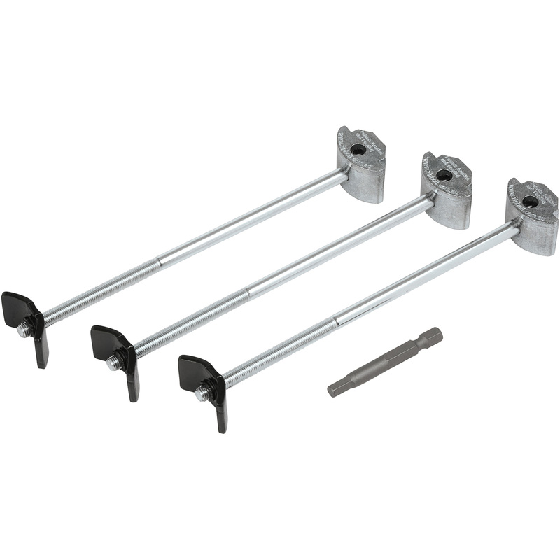 Trend Hex Worktop Connecting ZipBolts