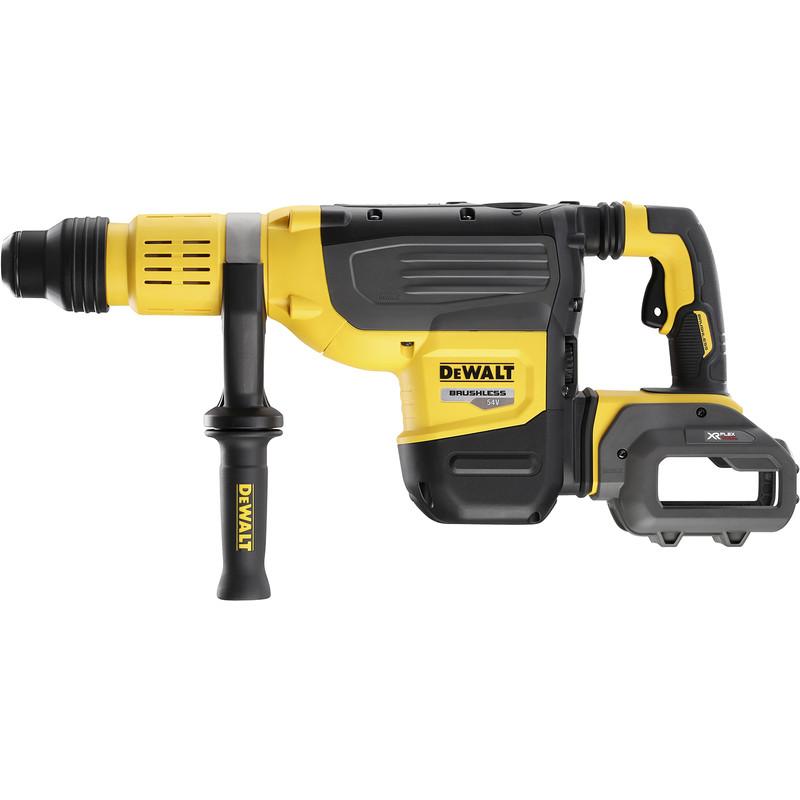 DeWalt DCH773 54V XR FlexVolt 52mm 10Kg SDS-Max Rotary Hammer Drill