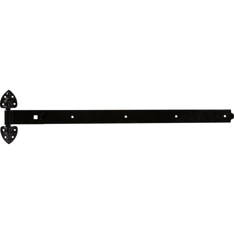 GATEMATE Premium Black Heavy Reversible Hinges