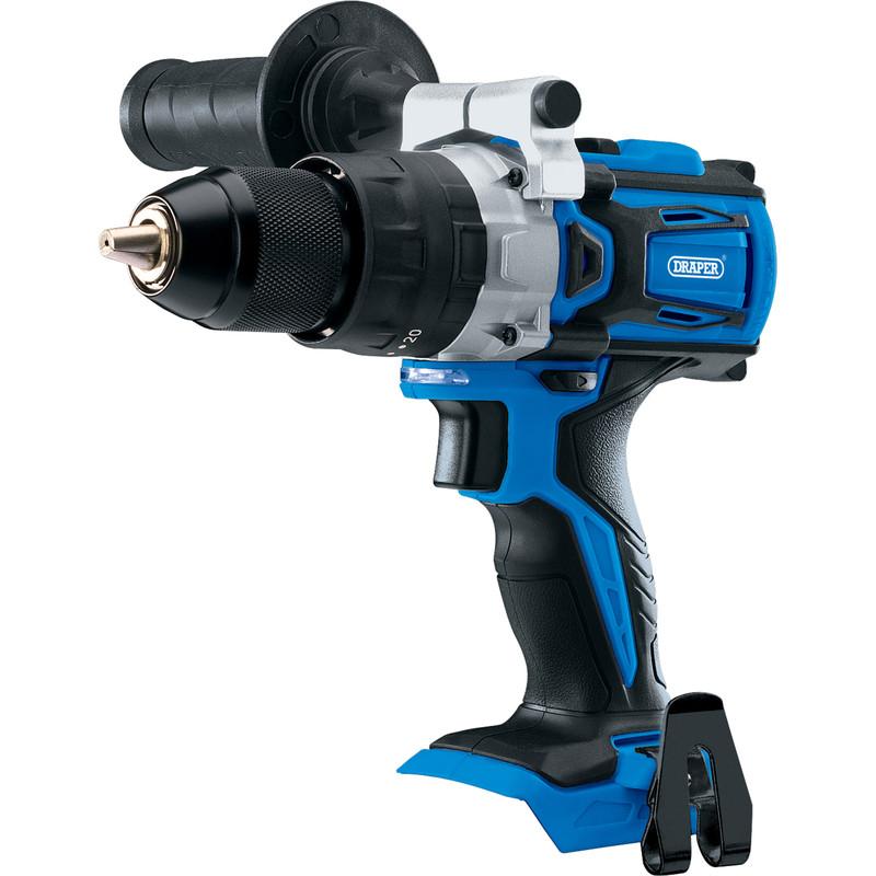 Draper D20 20V Brushless Combi Drill