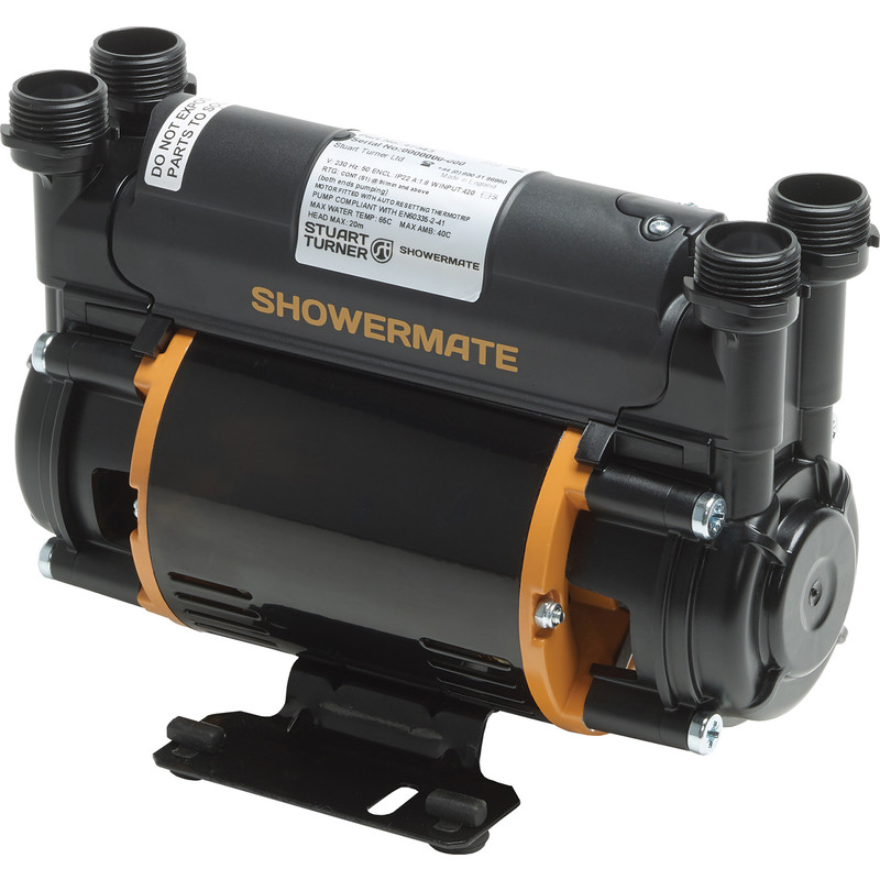Stuart Turner Showermate Standard Twin Shower Pump