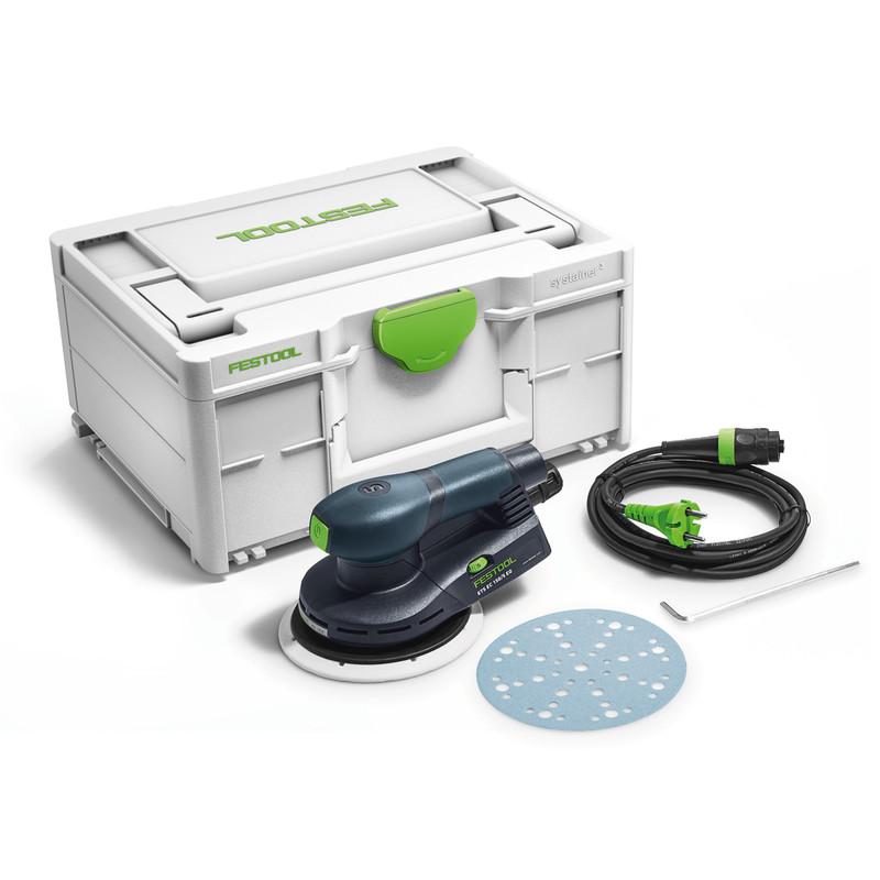 Festool ETS EC150/5 EQ-Plus Eccentric Sander