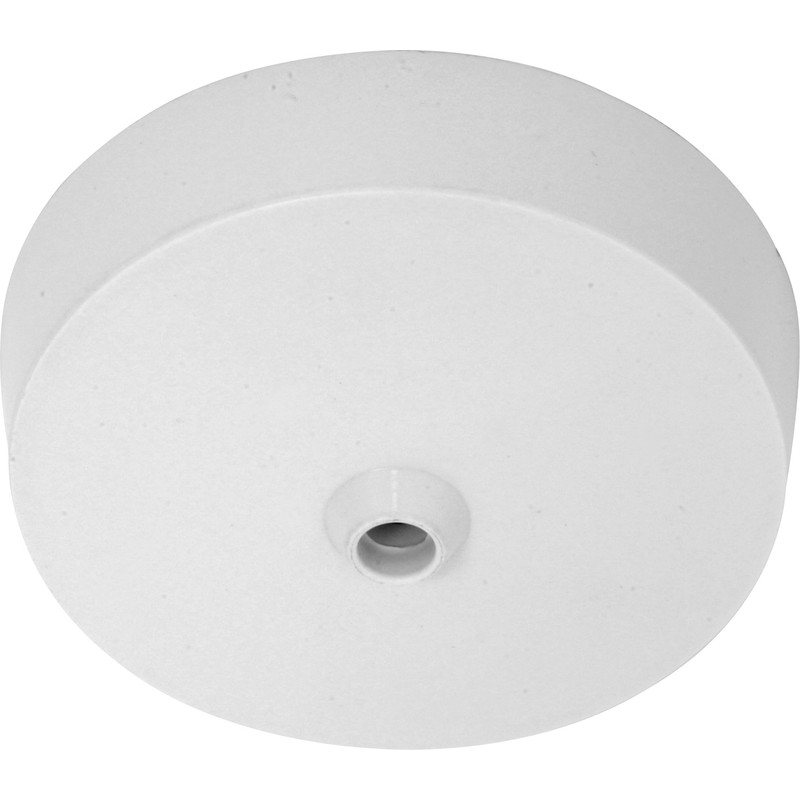 Axiom Ceiling Rose Terminal & Earth