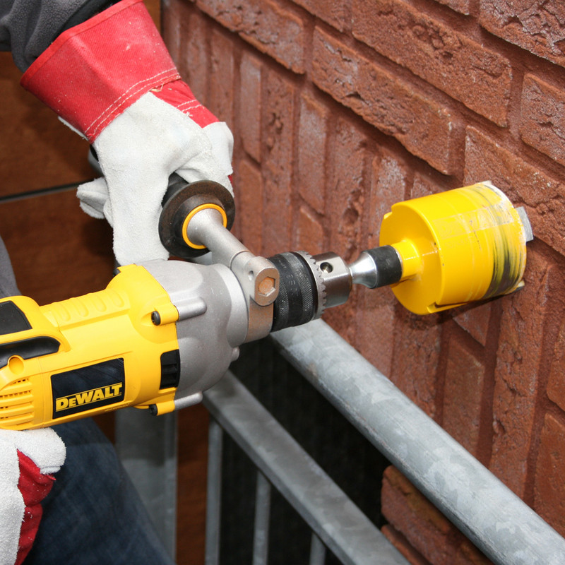 DeWalt D21570K 1300W 127mm Diamond Core Drill