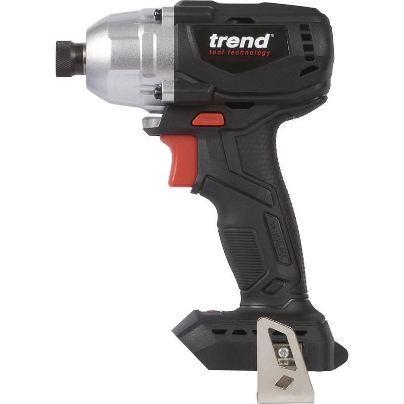 Trend T18S/IDB 18V Cordless Brushless Impact Driver