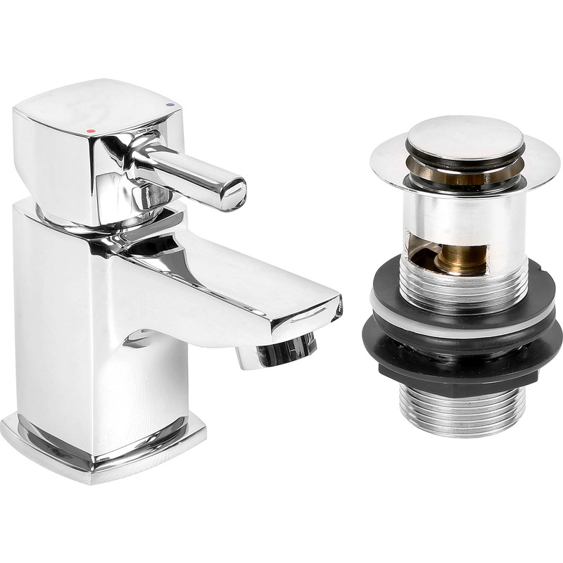 Skye Mini Basin Mono Mixer Tap
