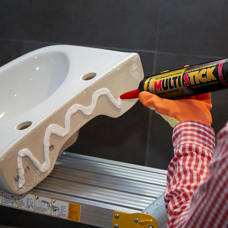 Multi Stick Grab Adhesive Solvent Free