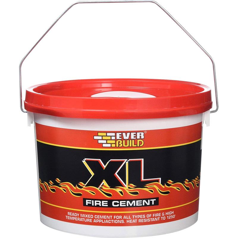 Fire Cement 1kg Buff
