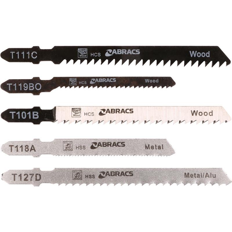 Abracs Bayonet Jigsaw Blade Set
