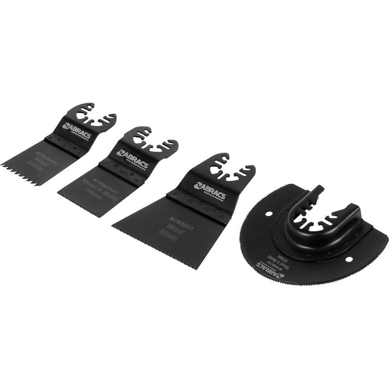 Abracs Multi-Tool Wood & Metal Set
