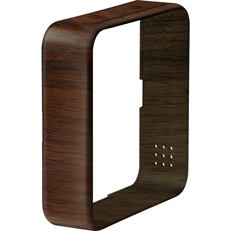 Hive Thermostat Frame Wood Effect