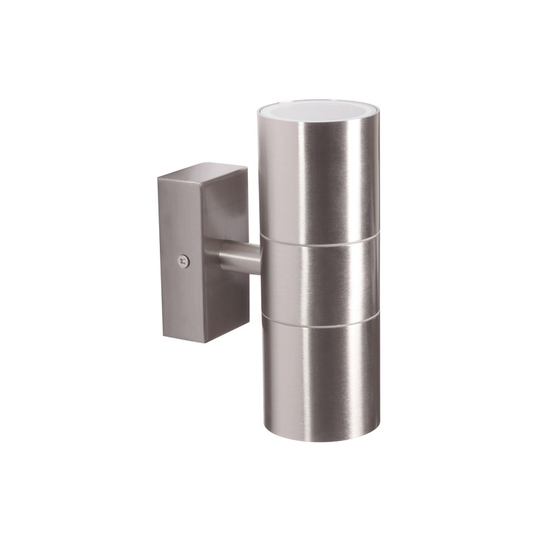 Wall Up & Down Light Stainless Steel