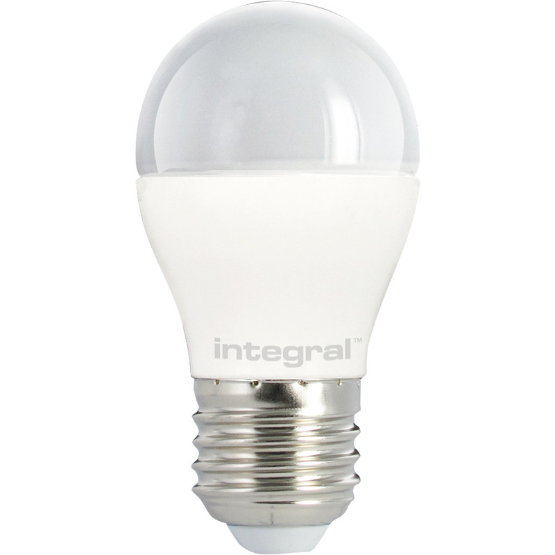 Integral LED Ball Frosted Lamp