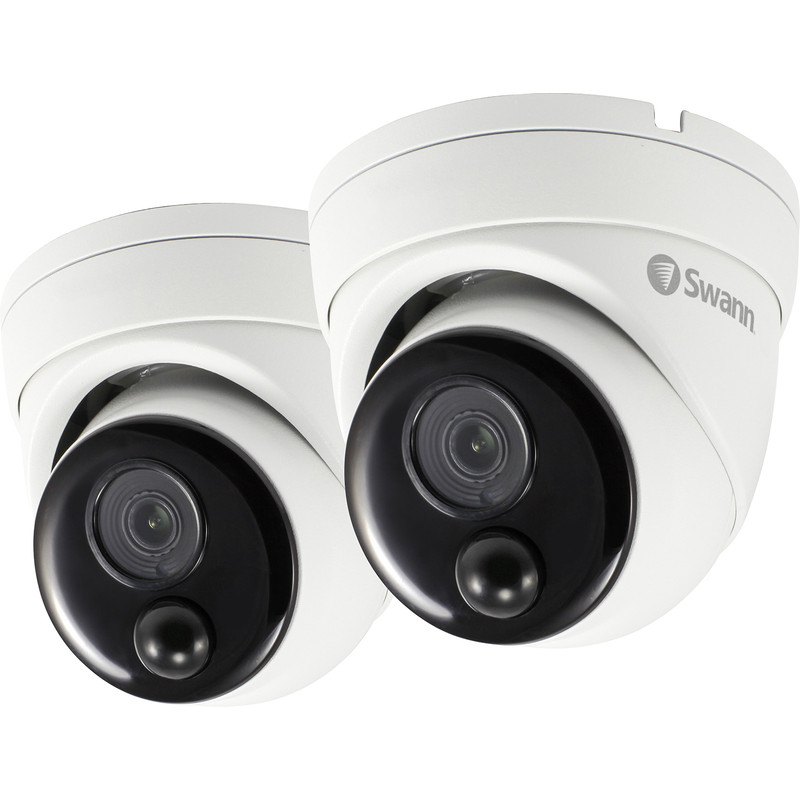 Swann Thermal Sensor Outdoor Security Dome Camera