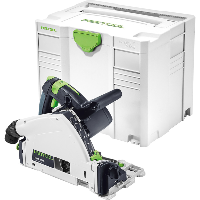 Festool TS 55 PLUS 160mm Plunge Cut Saw