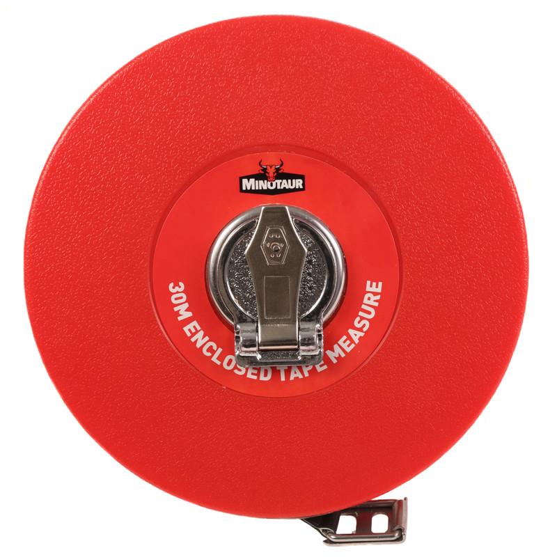 Minotaur Enclosed Tape Measure