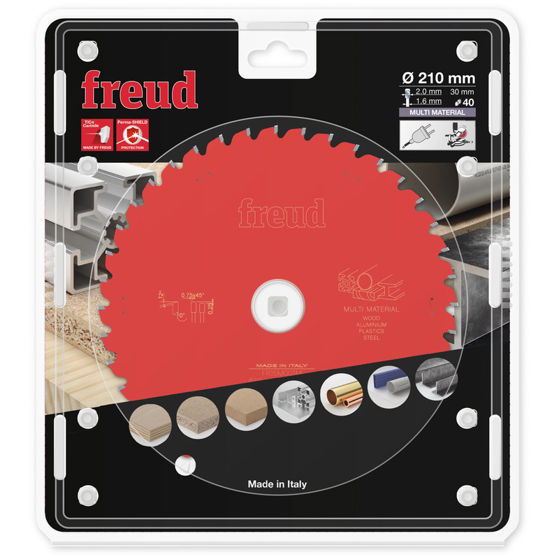 Freud Multi Material Table Saw Blade