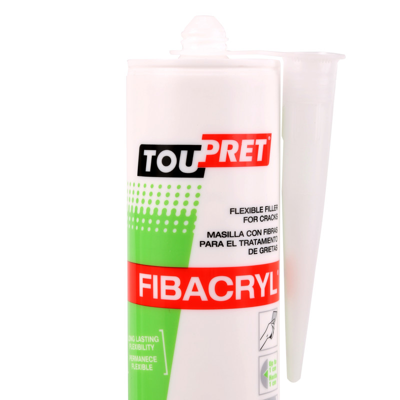 Toupret Fibacryl Flexible Filler