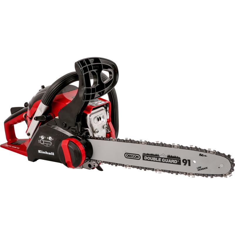 Einhell 41cc 33 5cm Petrol Chainsaw Gc Pc1335 Tc