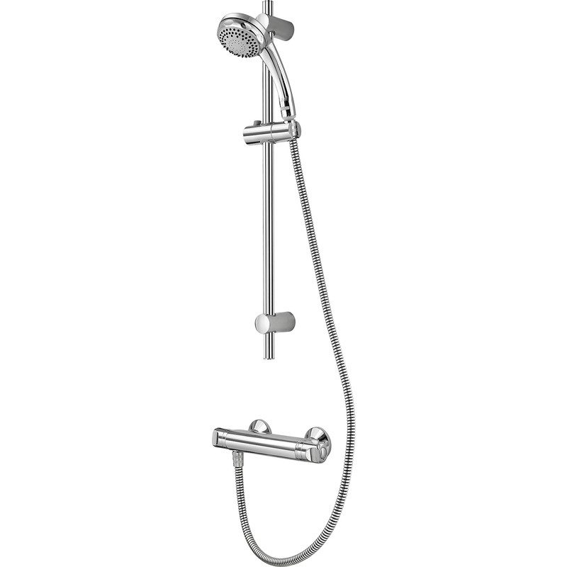 Aqualisa AQ100 Bar Valve Mixer Shower