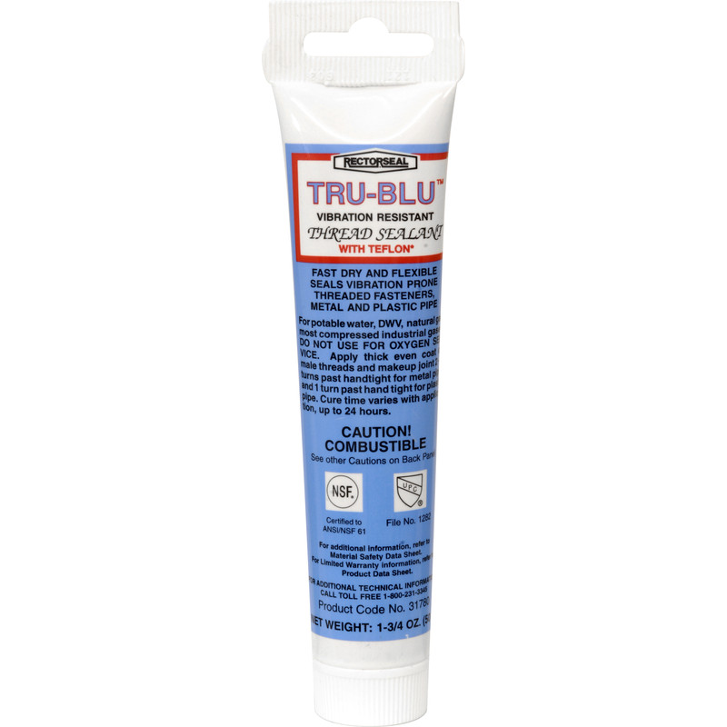 Tru Blu Pipe Thread Sealant