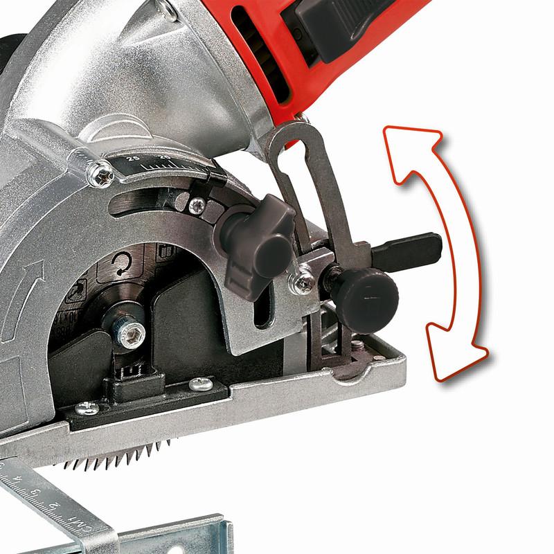 Einhell TC-CS 860 450W 85mm Mini Circular Saw