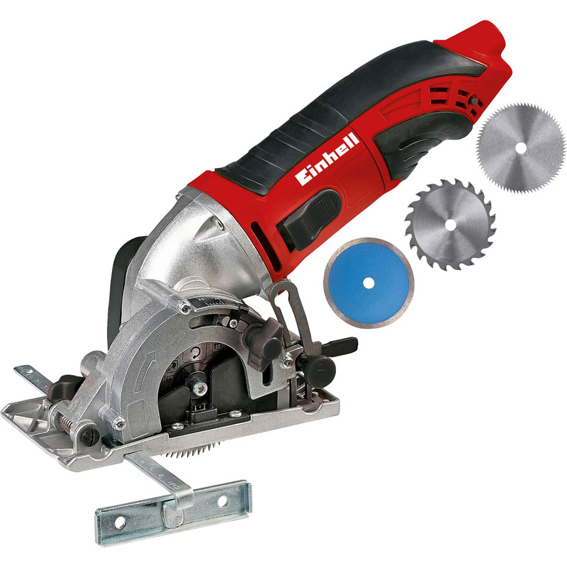 Einhell TC-CS 860 450W 85mm Mini Circular Saw