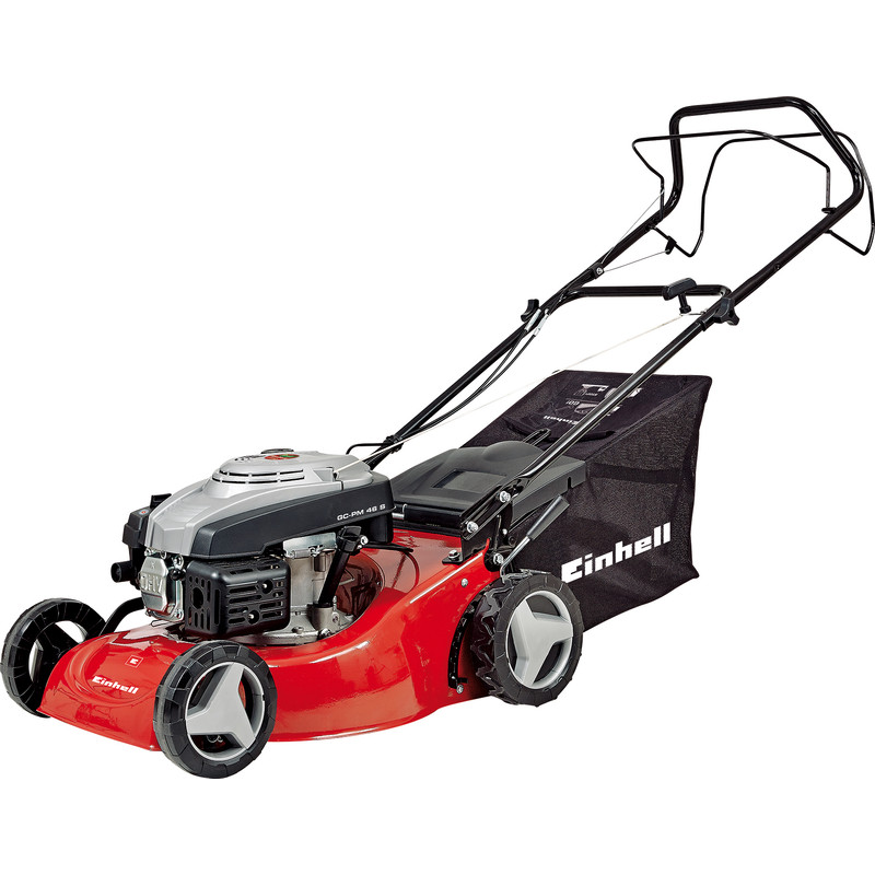 Einhell 139cc 46cm Self Propelled Petrol Lawnmower