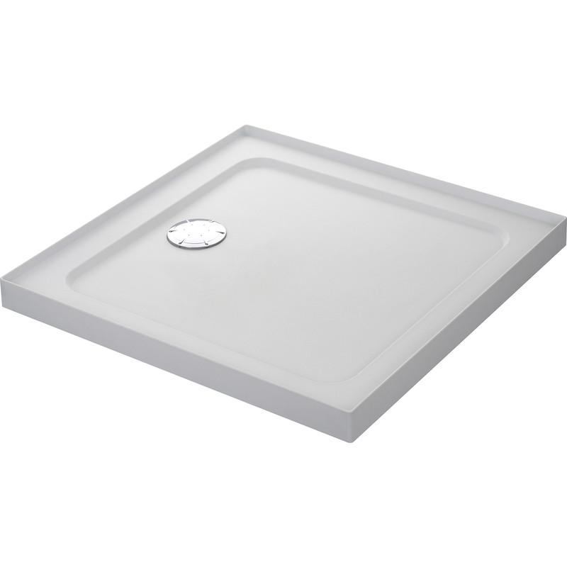 Mira Flight Safe Square Shower Tray