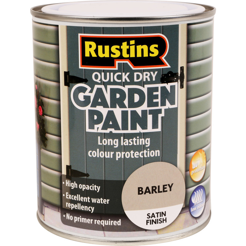 Quick Dry Garden Paint 750ml