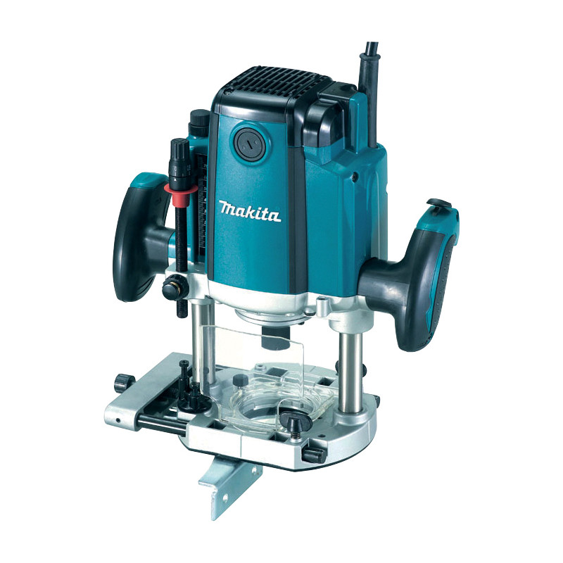 """Makita 1650W 1/2"""" Plunge Router"""