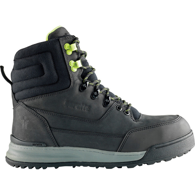 b3aa01eefa5 Scruffs Game Boot Black Size 7 (40)