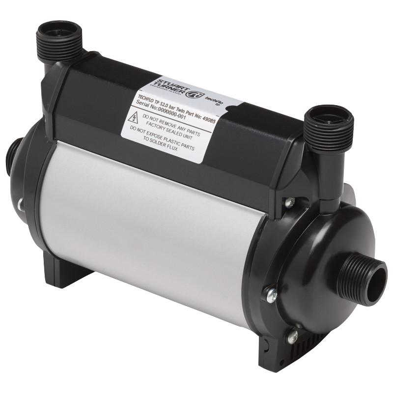 Stuart Turner Showermate TP Twin Shower Pump