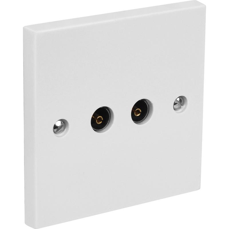 Axiom TV Socket