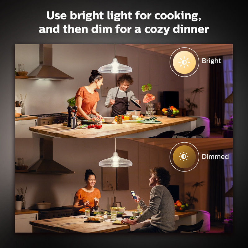 Philips Hue White A21 100W Lamp